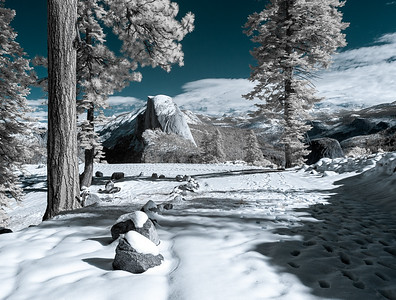 Washburn Point Infrared