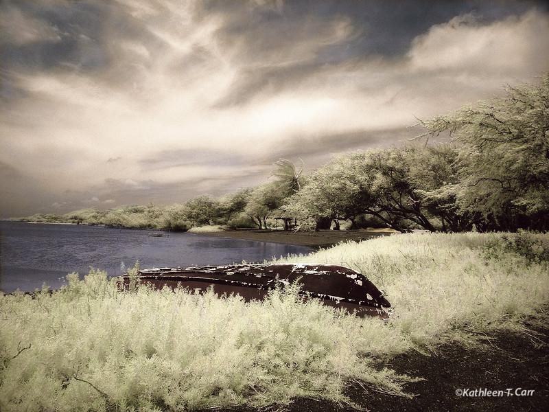 Boat, Molokai