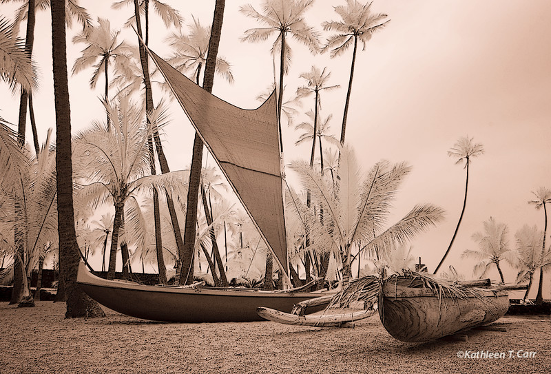 Canoes, Place of Refuge Festival