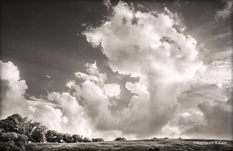 Clouds, Kauai