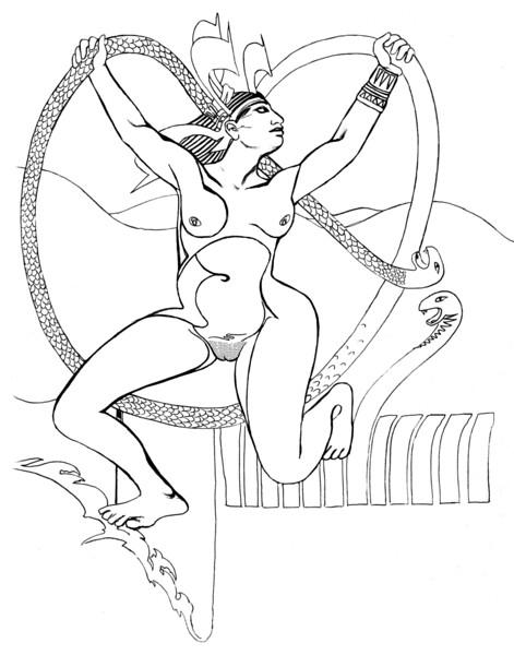 Dashu Snakedancer