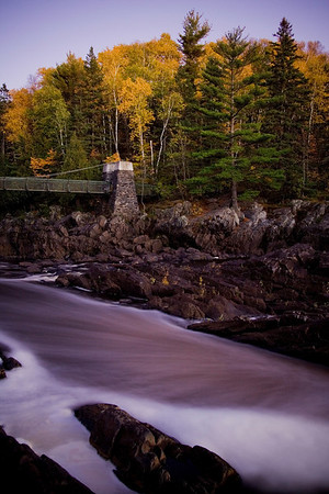 Jay Cooke at Night