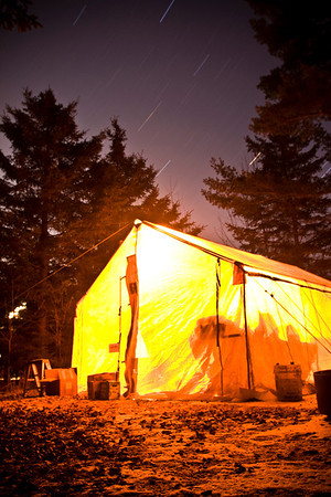 Wall Tent Jay Cooke