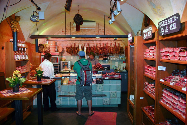 Butcher Shop - Old Town  - Innsbruck