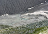 """Glacial pool with """"glacial flour"""" and """"glacial milk"""" visible - Hohe Tauern National Park"""