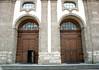Jesuitenkirche (Jesuite Church) - entryway - Innsbruck