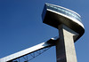 Bergisel Ski Jump - hosted both the 1964 & 1976 Winter Olympics - Innsbruck