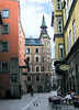 Streets of Altstadt - Old Town - Innsbruck