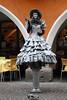 Pedestal Pantomime - in Alstadt (old town) - Innsbruck
