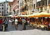 Cafe along the Herzog-Friedrich Straße (street) - Alstadt (old town) - Innsbruck