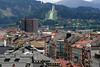 Bergisel Ski Jump from City Tower - Innsbruck