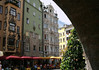 Helglinghaus - used today as a residential and business space - Old Town (Alstadt) - Innsbruck