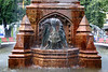 Fountain at Lunn Bozner Platz - Innsbruck