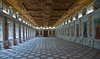 Spanischer Saal (Spanish Hall) - one of the first German Renaissance halls, was built to house the portraits of the counts of Tyrol - today 27 full length portraits decorate the 140 ft. (43 m) long room - Schloss Abrams (Abrams Castle) - Innsbruck