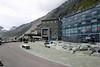 Kaiser-Franz Josefs-Hohe, Educational Center overlook - along the lower southwestern slope of Fuscherkarkopf - Hohe Tauern National Park
