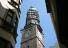 Stadtturm (City Tower) - constructed in 1450 - Innsbruck