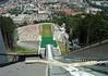 Down the Bergisel Ski Jump - to the Wiltener Basilica - Innsbruck