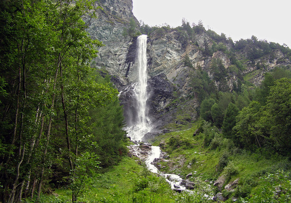 Wasserfall Jungfernsprung - Hohe Tauern National Park