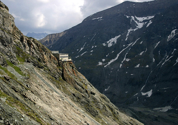 From the rocky limestone slopes of the Fuscherkarkopf - to the Kaiser-Franz Josefs-Hohe, Educational Center overlook - to the shaded southeastern slope of the Grossglockner - Hohe Tauern National Park