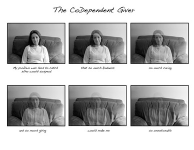 The CoDependent Giver