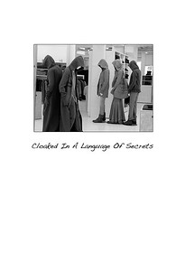 Cloaked In A Language Of Secrets