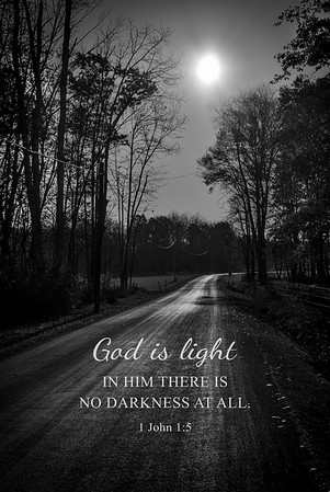 God is Light...