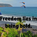 Be Bold...