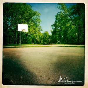 Basketball at Iroquois Park - Louisville, KY