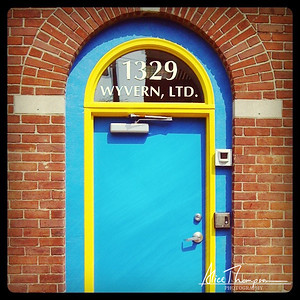 Blue Door - Louisville, KY