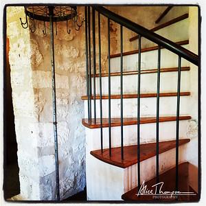 Spiral Staircase - Fredericksburg, TX