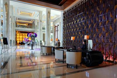 Siam Kempinski, Lobby View #2