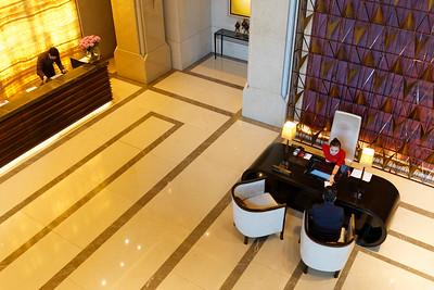 Kempinski Hotel Bangkok, Reception