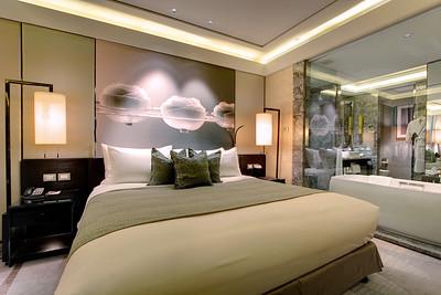 Siam Kempinski, Bedroom
