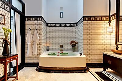 Chinese Villa Bathroom 2