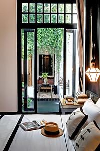 Chinese Villa Bedroom 4