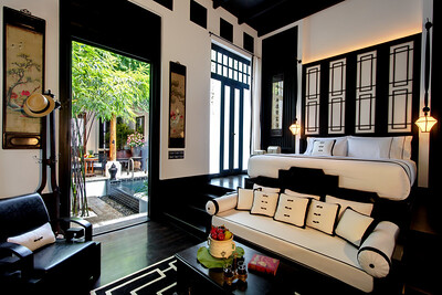Chinese Villa Bedroom #1 (N)