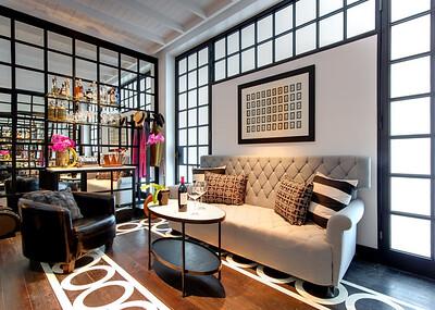 Siam Suite Living Area 1