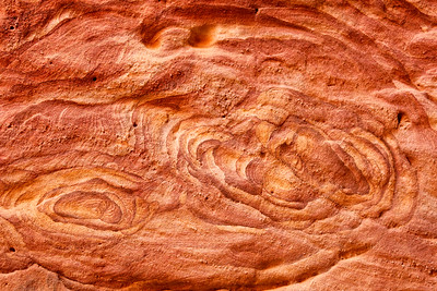 Canyon Wall Detail