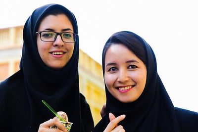 Business women, Isfahan