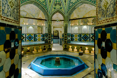 Sultan Amir Abbas Bathouse, Kashan