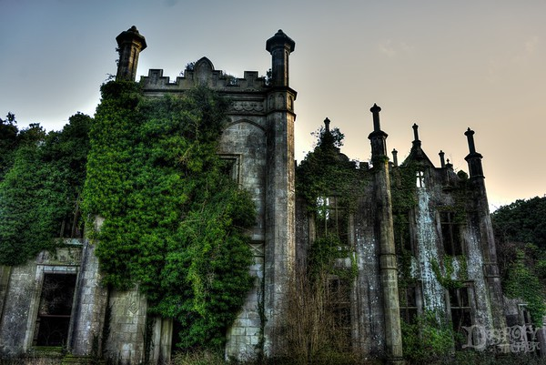 The Mansion of Sorrow