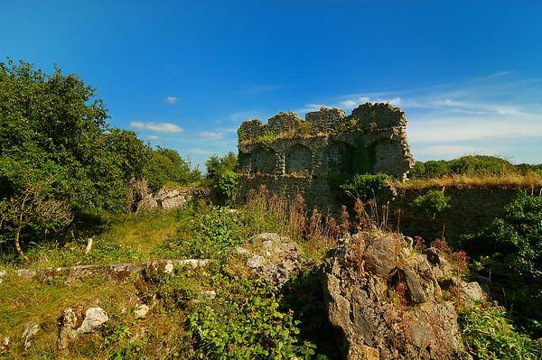 Rindoon Castle, Co. Roscommom, Ireland