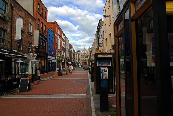 Off Grafton Street