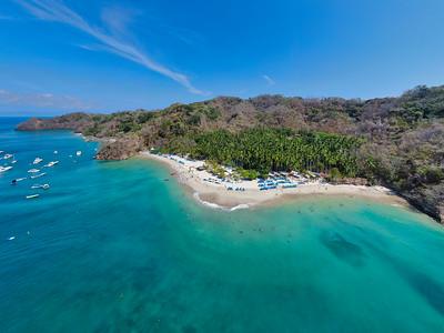 Tortuga Island (Isla Tortuga), Costa Rica