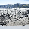 Le glacier Solheimajokull