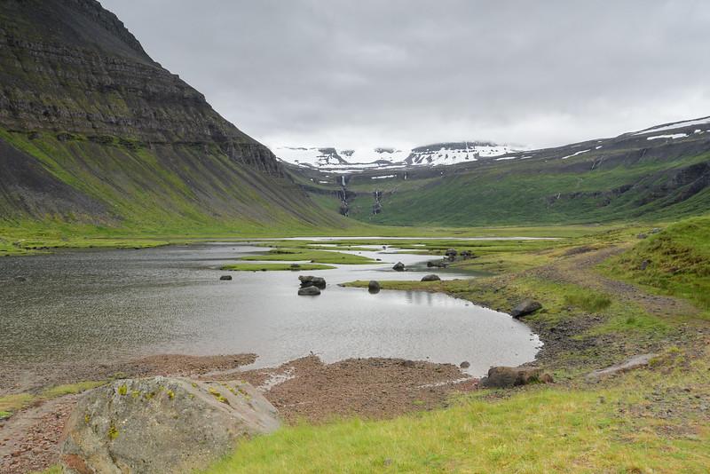 Du côté d'Isafjordur.