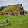 Eglise de Varmalid.<br /> Endroit central pour la communauté luthérienne de la région. On est pris par le sens du lieu qui voit naître, vivre et mourir ses habitants.