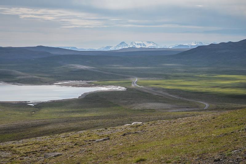 La Route F35 (Þjóðvegur F35) ou Kjölur est la deuxième grande piste connue traversant les hautes terres d'Islande, l'autre étant la Sprengisandsleið. Le préfixe « F » signifie Fjallvegir, « route de montagne » en islandais.