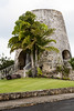 Old sugar mill in St. Croix