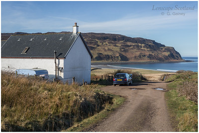 Laig Bay, Cleadale
